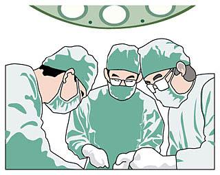 タイプAの人は大病を患い手術なんていうことも?