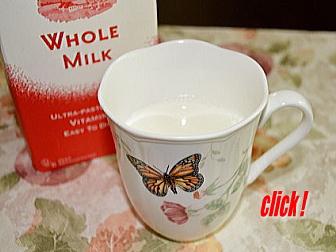 牛乳は飲むたんぱく質