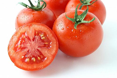 トマトには美容効果も