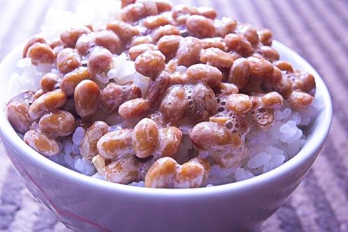美味しい納豆ご飯