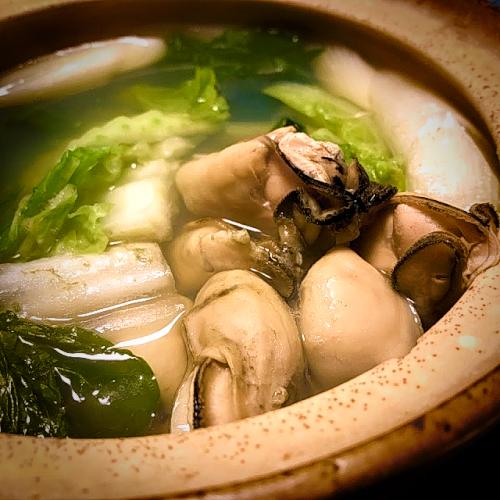 牡蠣の栄養素をのこさず食べられる鍋